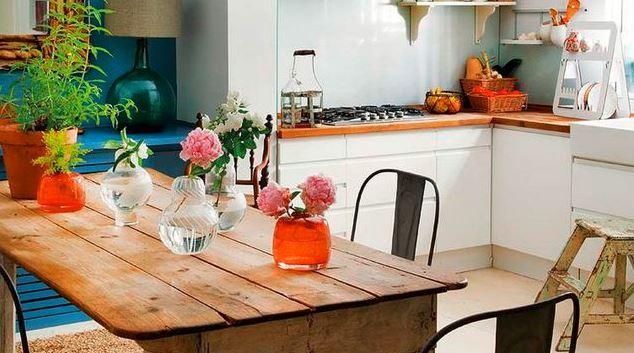5 règles d\'or pour une cuisine vintage et rétro – Café ...
